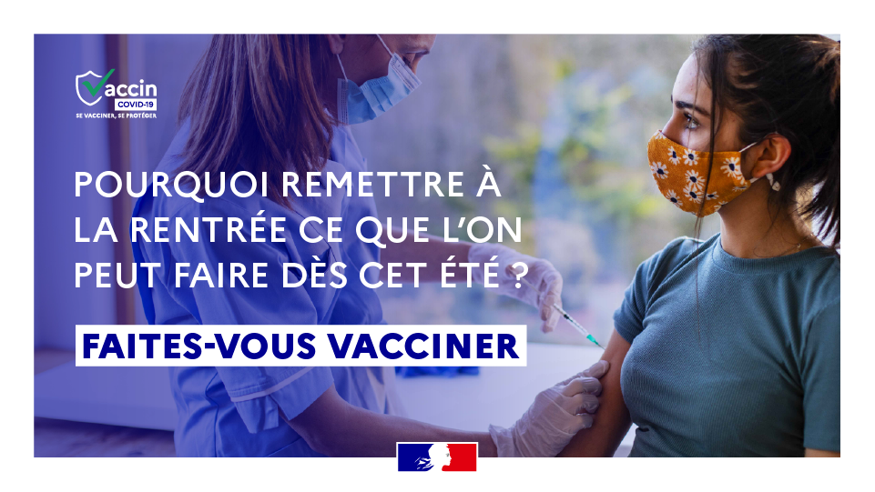 Visuel campagne vaccination
